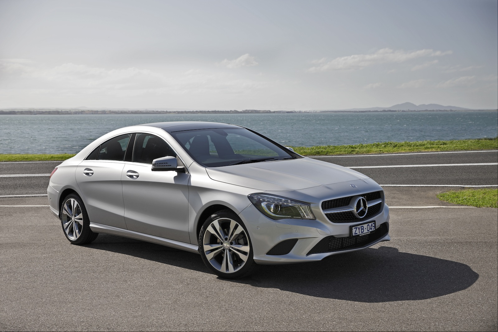 mercedes benz cla class review cla200 photos caradvice. Black Bedroom Furniture Sets. Home Design Ideas