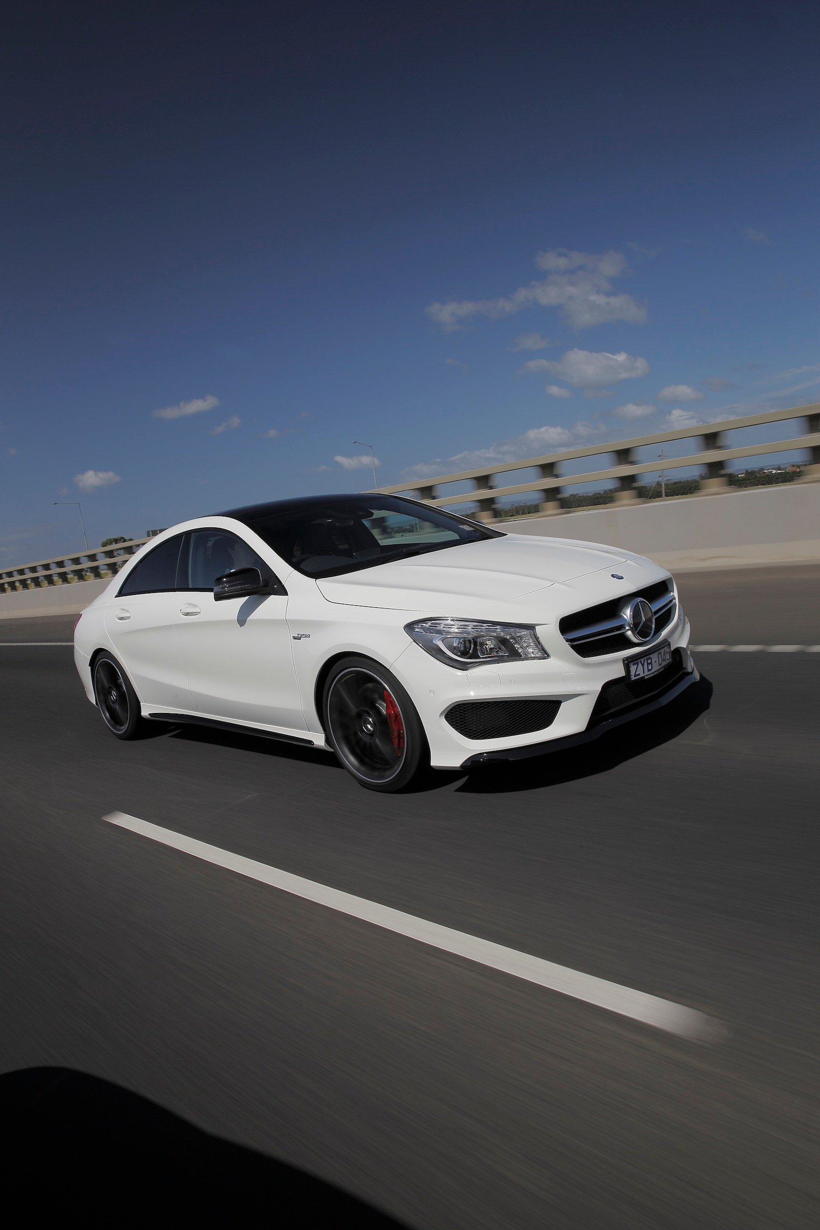 Mercedes Benz Cla45 Amg Review Photos Caradvice