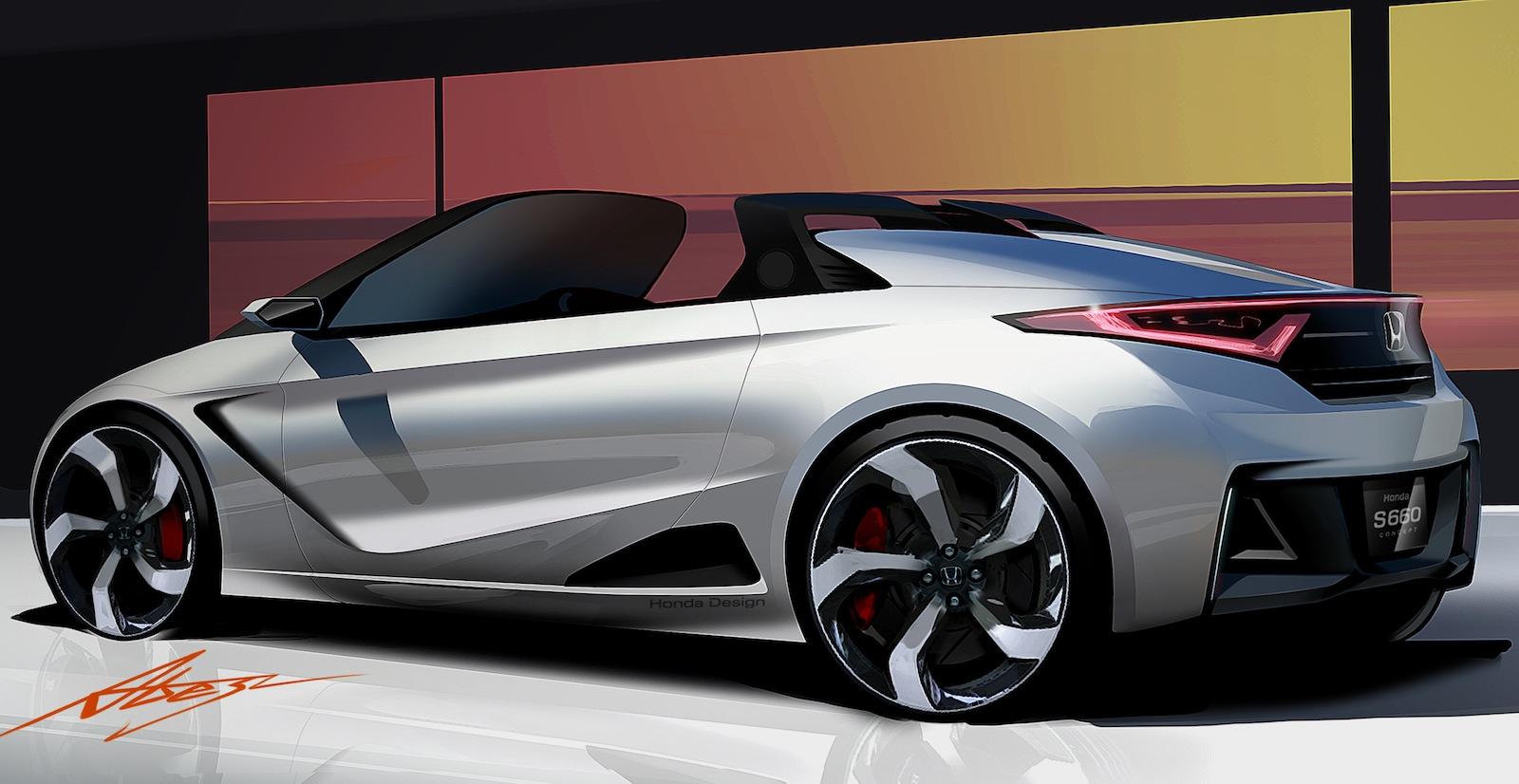 Honda S2000 Successor >> Honda S2000 successor revealed ahead of Tokyo motor show debut - photos   CarAdvice