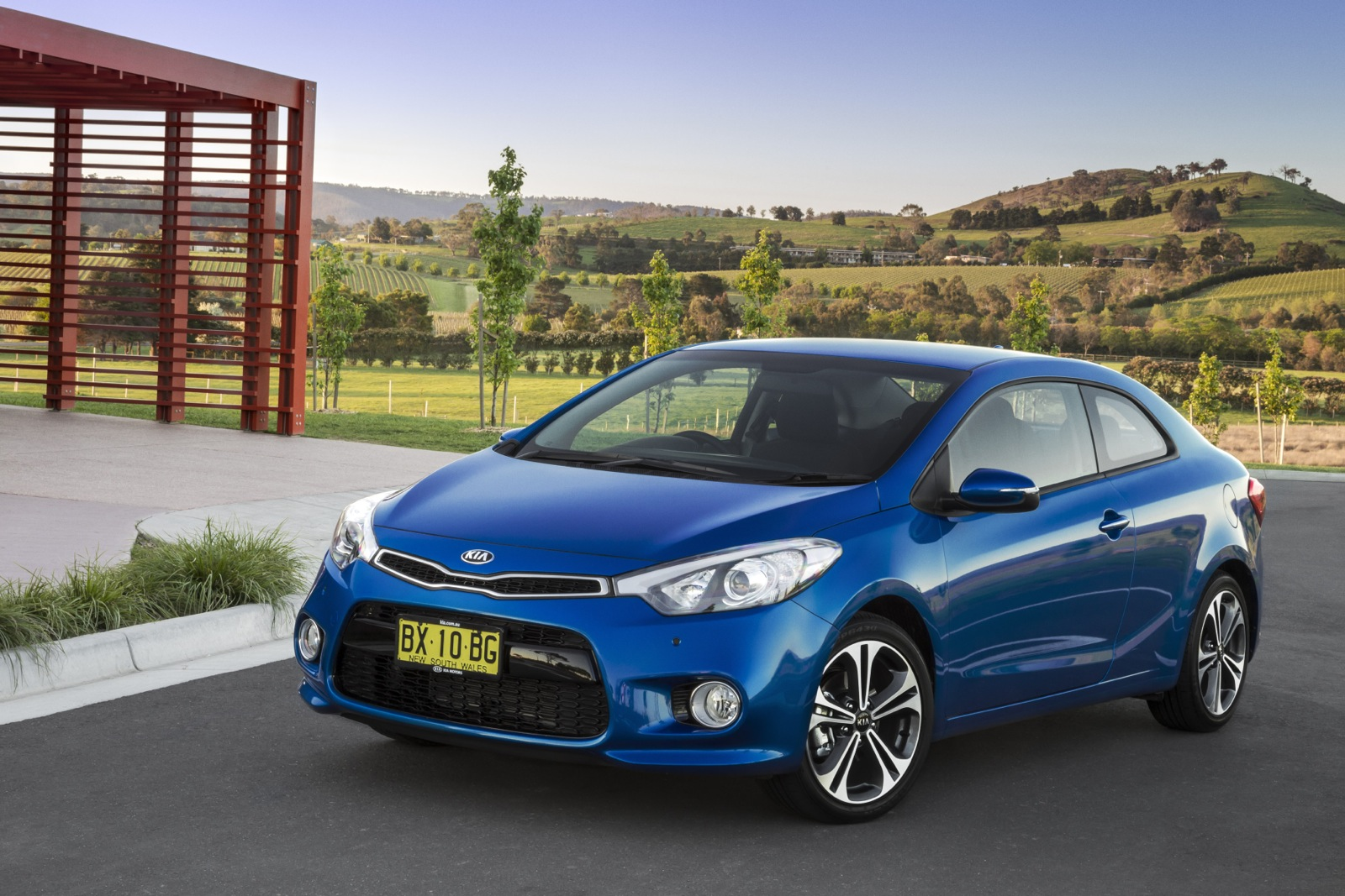 Kia Cerato Koup Turbo Review Photos Caradvice