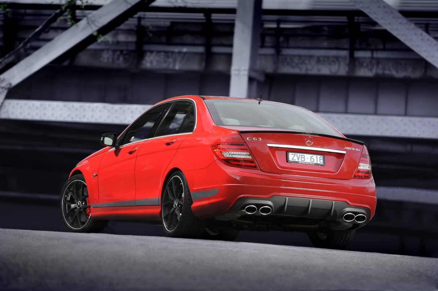Mercedes Benz C63 Amg Edition 507 Review Photos Caradvice