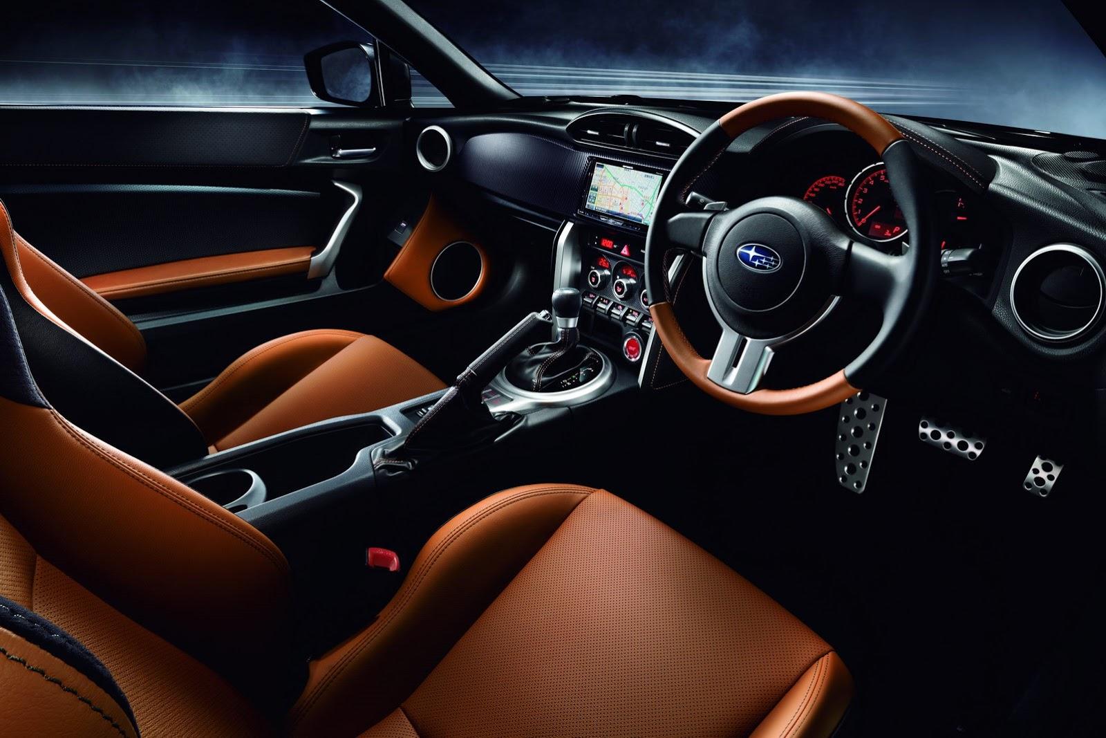 Subaru Brz Premium Sport Package Japan Only Special