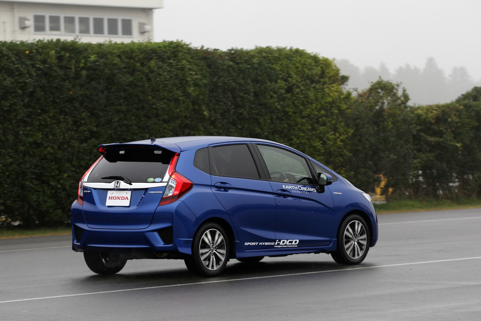 2014 Honda Jazz Review - photos | CarAdvice