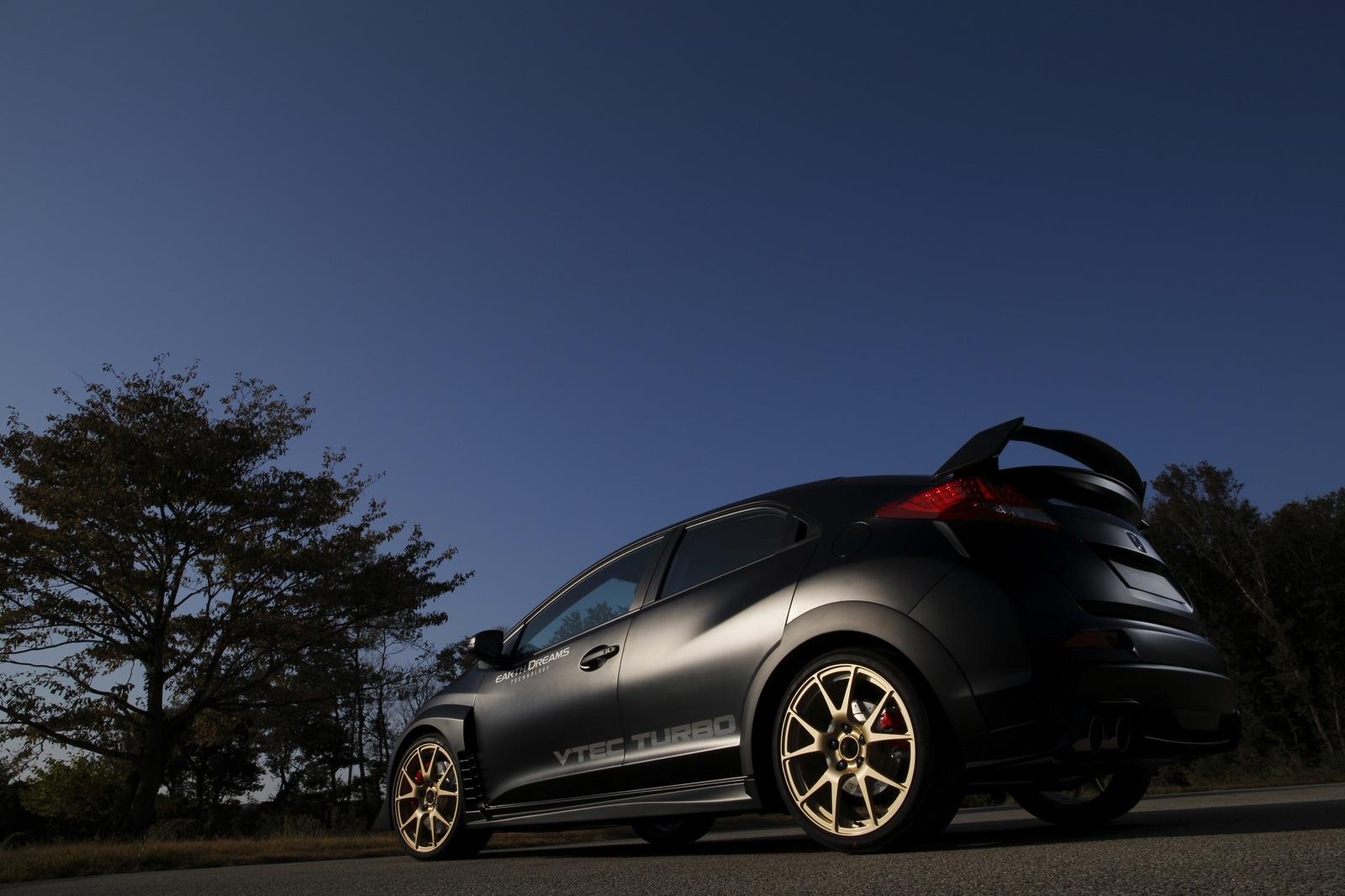 2015 Honda Civic Type R Review: Prototype drive - photos | CarAdvice