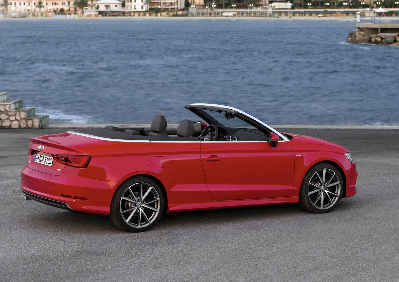 audi a3 cabriolet review photos caradvice. Black Bedroom Furniture Sets. Home Design Ideas