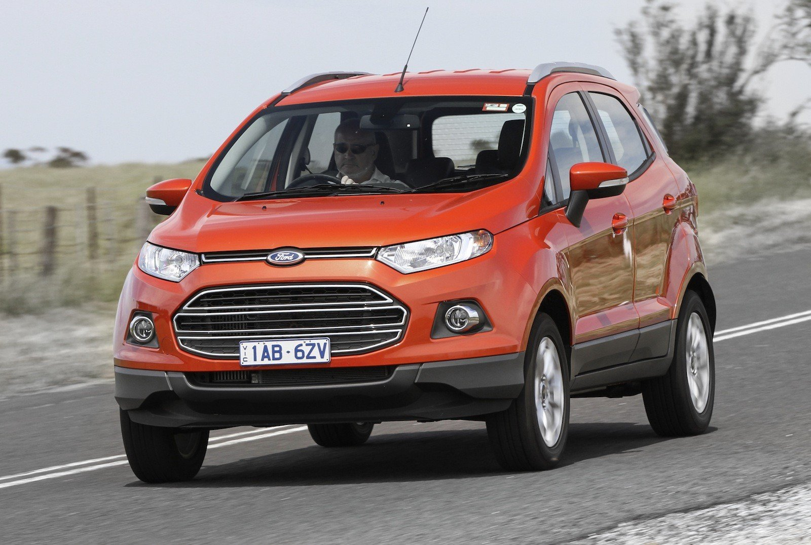 ford ecosport pricing and specifications photos 1 of 8