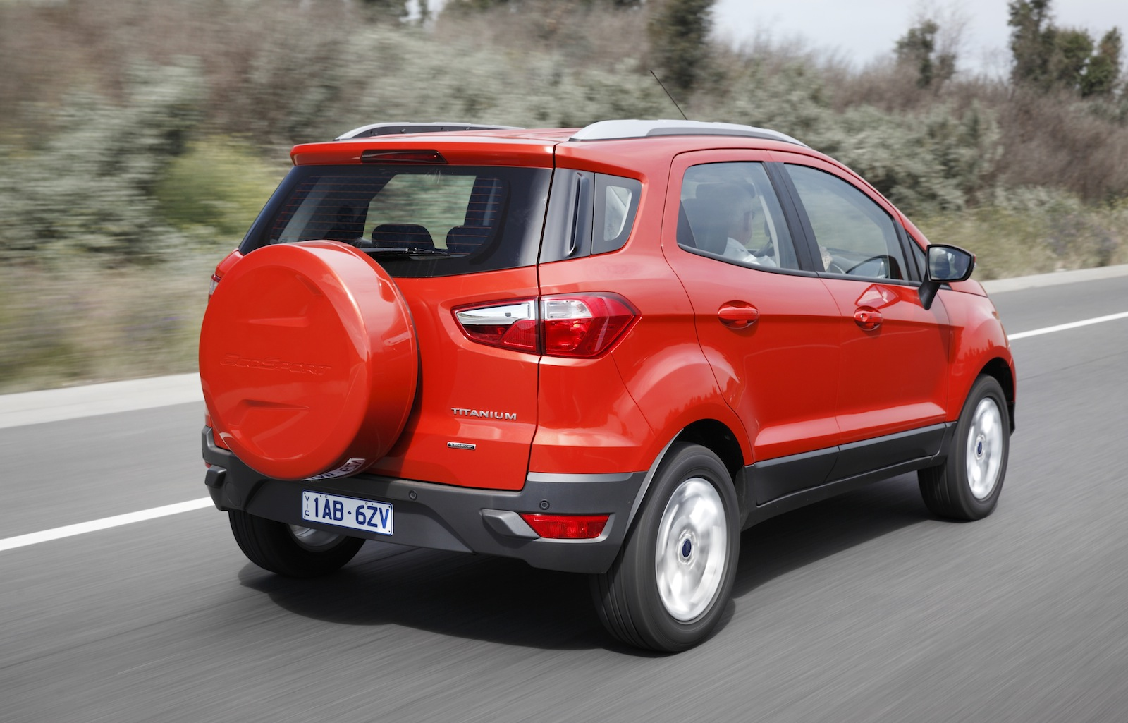 Ford Ecosport Car Price