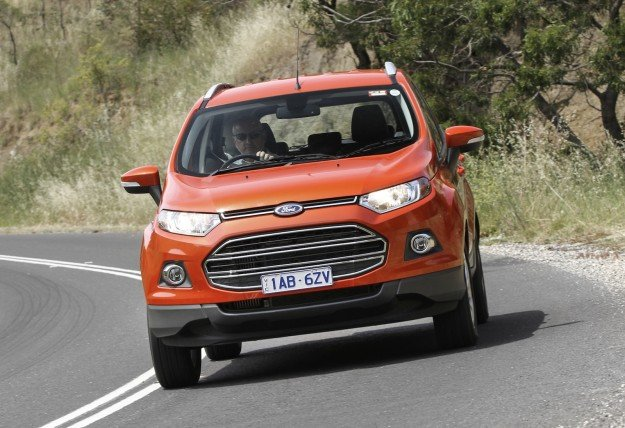 ford ecosport pricing and specifications photos caradvice. Black Bedroom Furniture Sets. Home Design Ideas