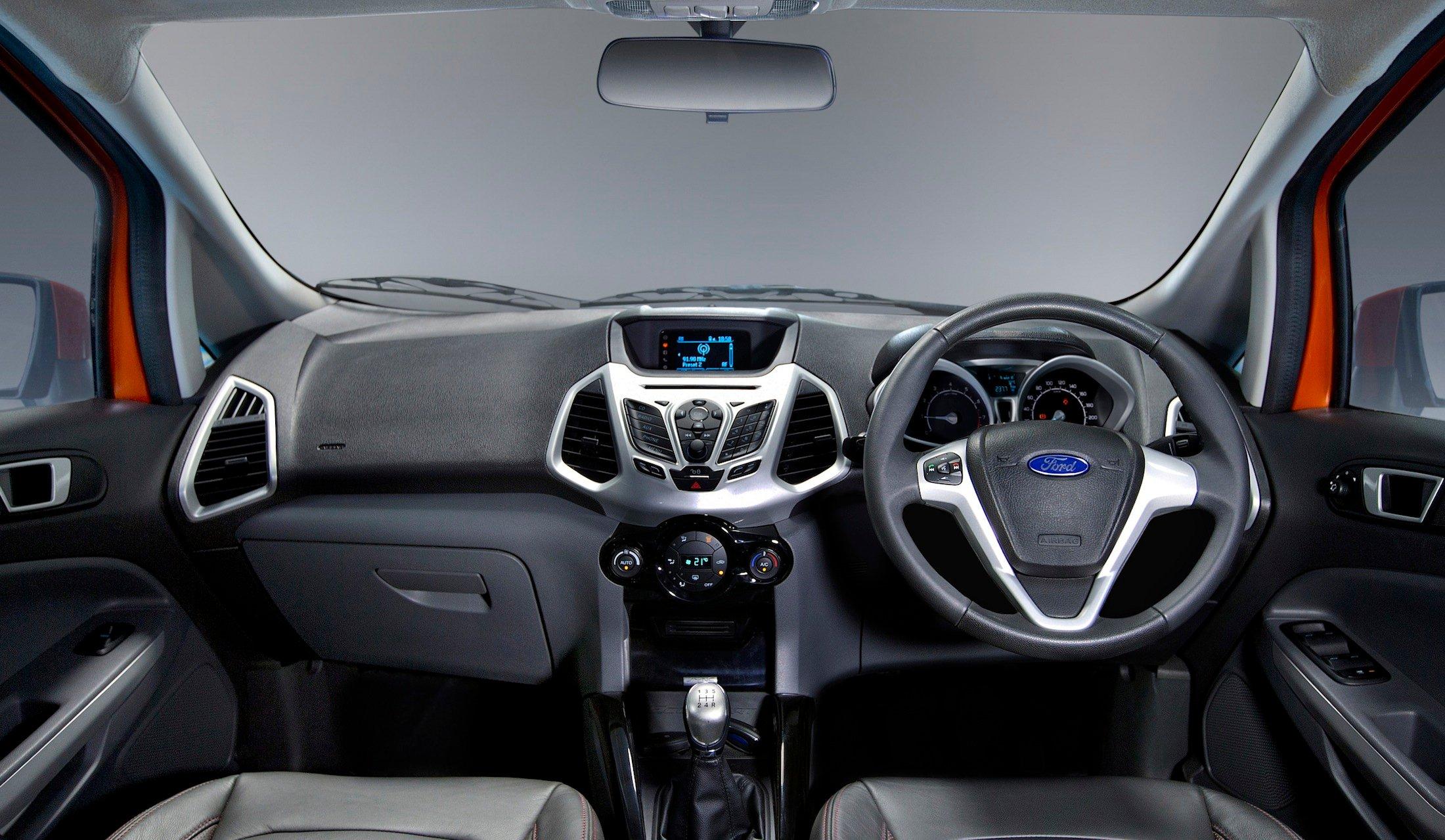 Ford Ecosport Review Photos Caradvice