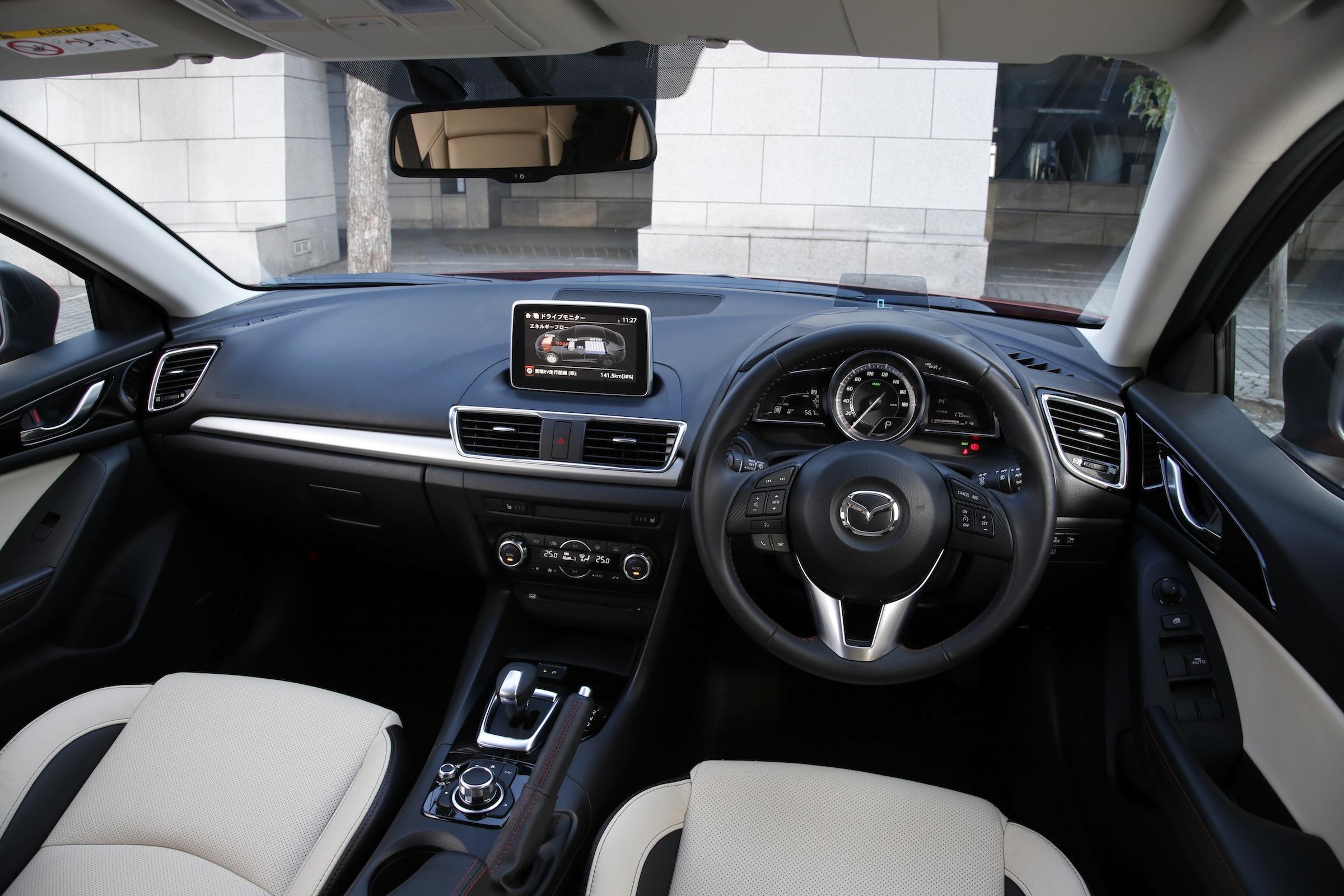 mazda 3 hybrid review quick drive caradvice. Black Bedroom Furniture Sets. Home Design Ideas