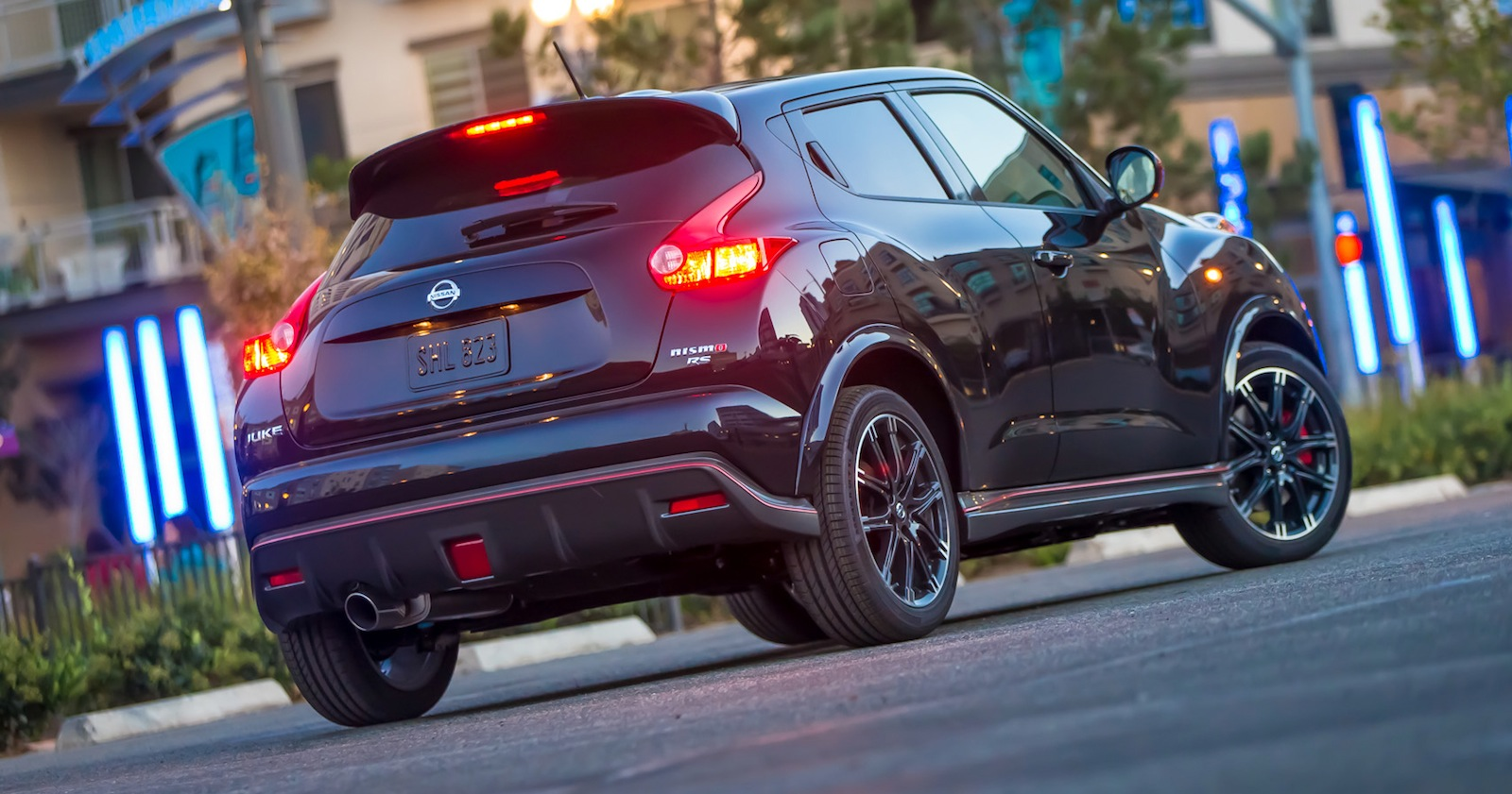nissan juke nismo rs kw hardcore crossover unveiled  caradvice