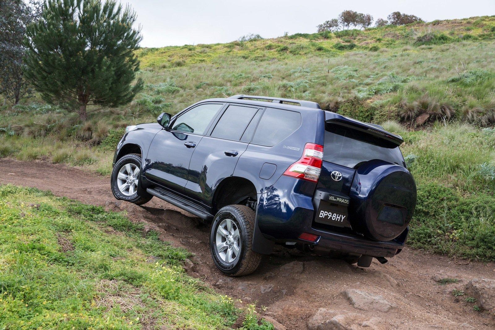 Subaru Motor Finance >> 2014 Toyota LandCruiser Prado Review - photos   CarAdvice