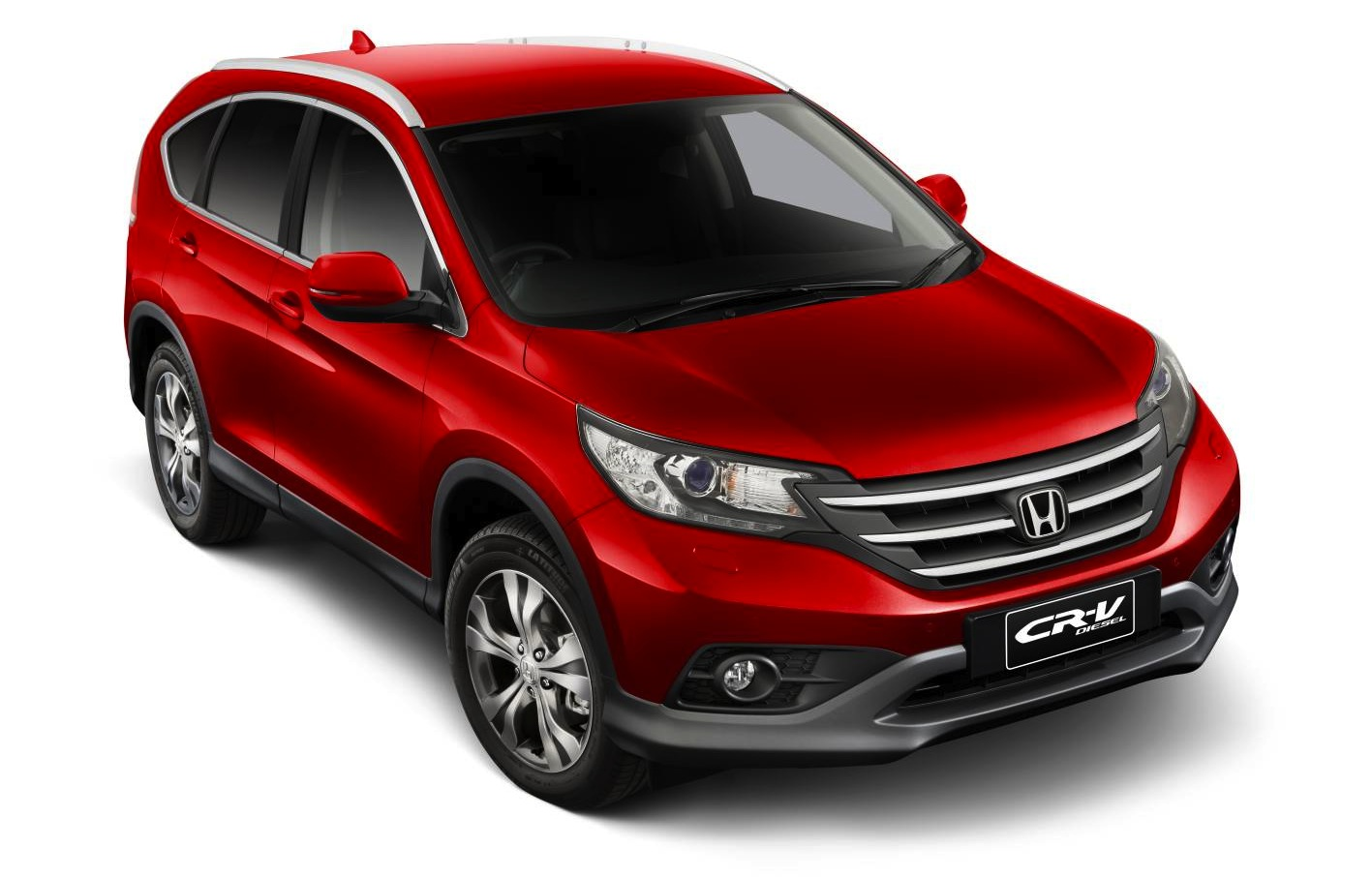 Honda CR-V diesel here in January - photos | CarAdvice