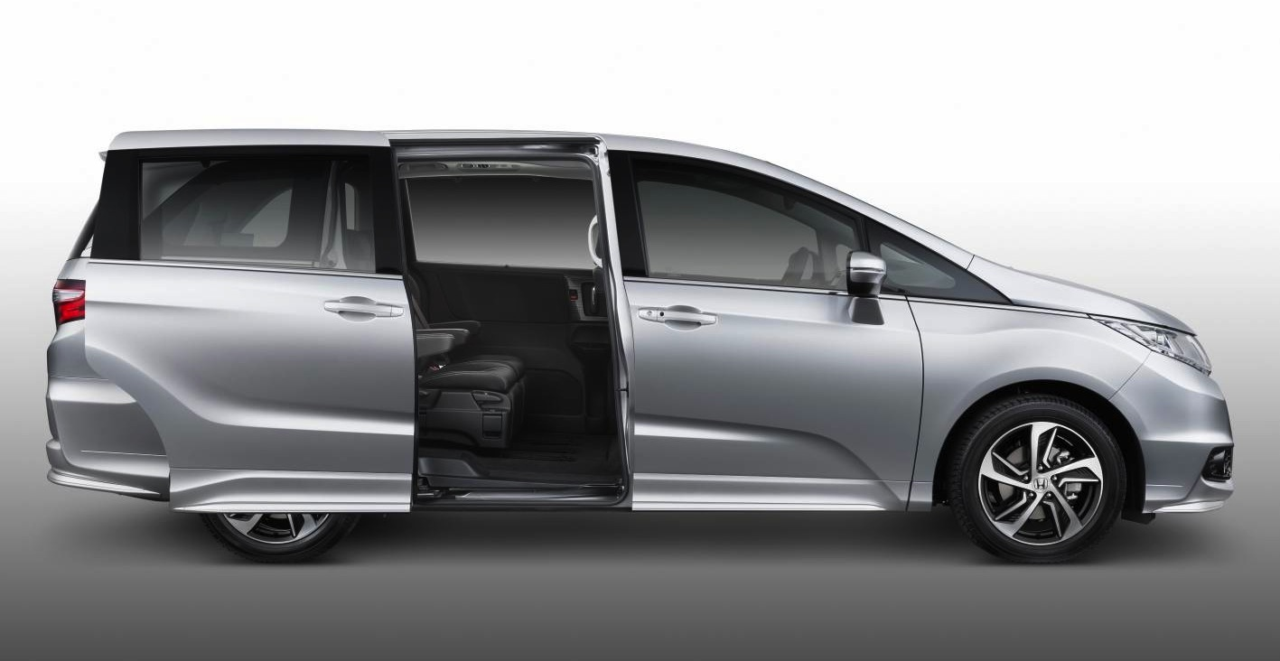 Honda Odyssey Australia 2018 >> Honda Odyssey: eight-seat option confirmed for Australia - photos | CarAdvice