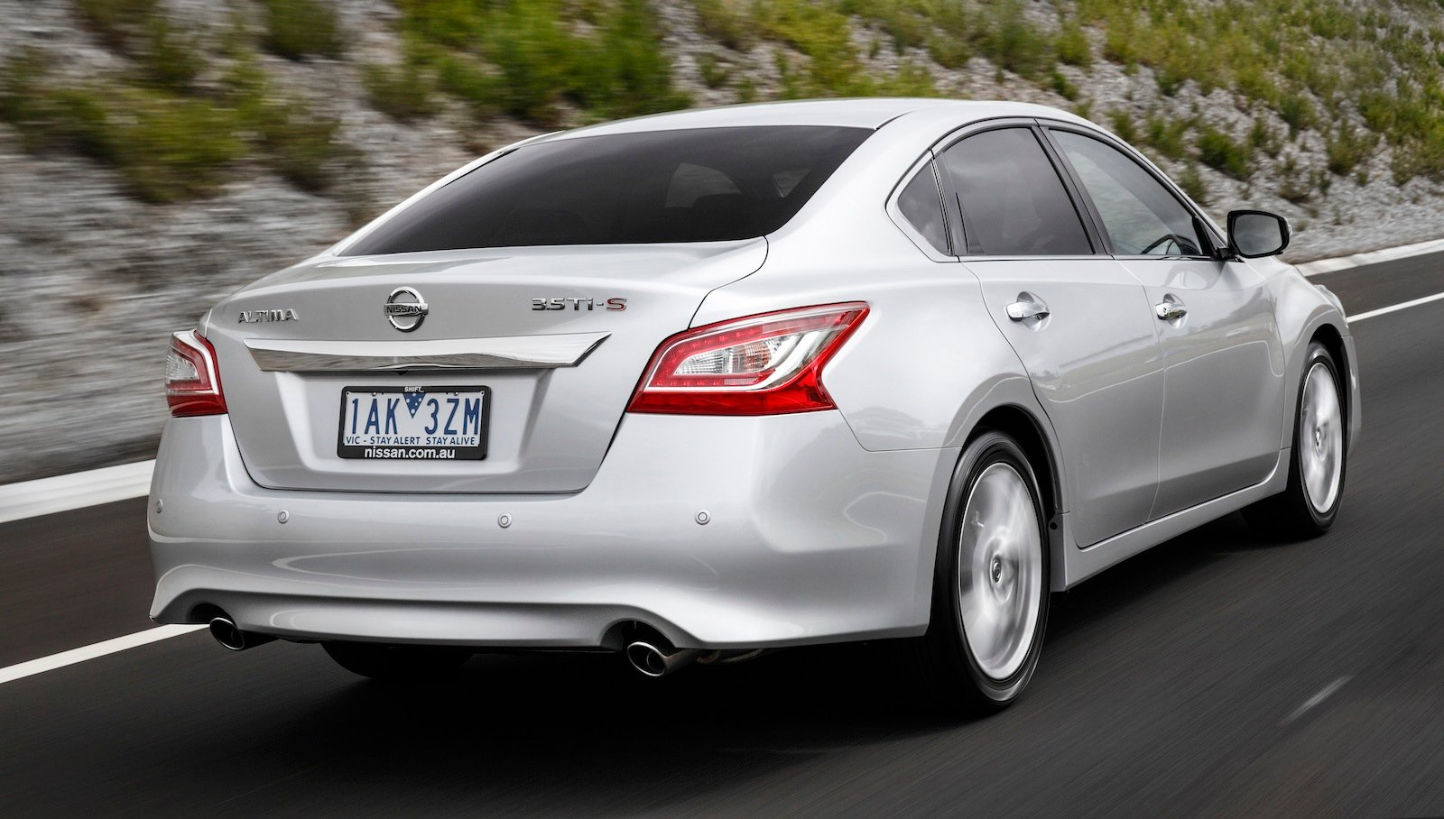 Nissan Altima Review - photos | CarAdvice