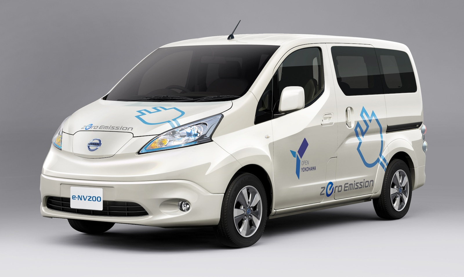Nissan Nv Review >> Nissan e-NV200: electric van revealed - photos | CarAdvice