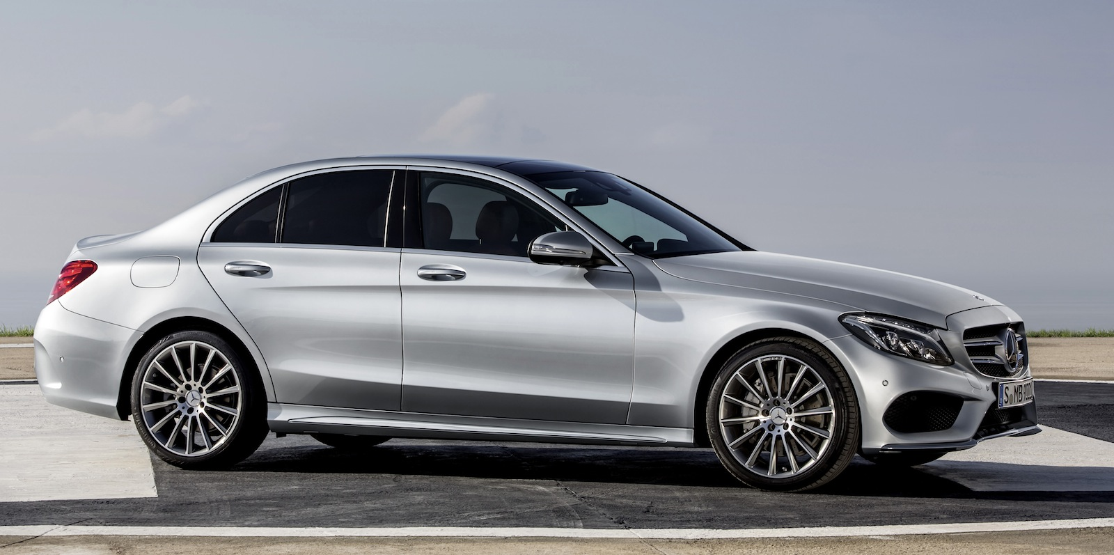 Mustang Sport Wagon >> 2014 Mercedes-Benz C-Class: next-gen premium mid-sizer revealed - photos | CarAdvice