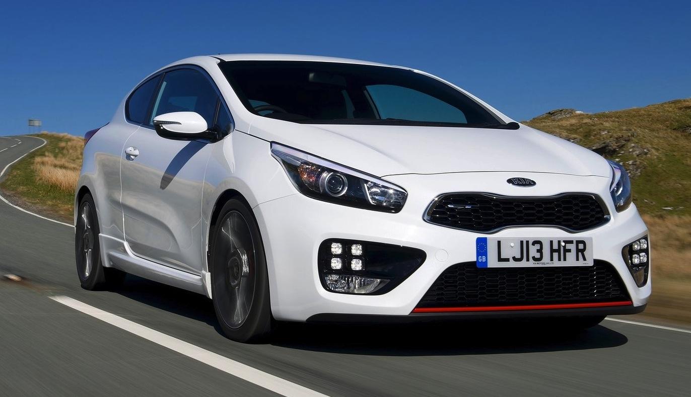 Kia: New Cars 2014 - Photos