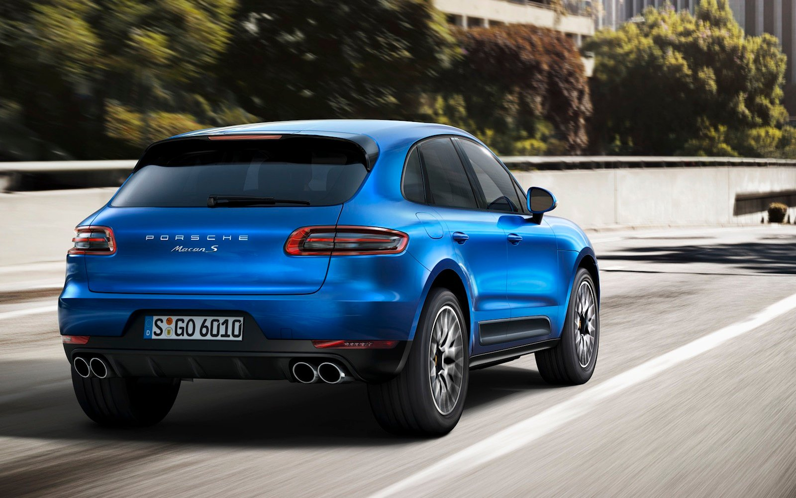 Mazda Cx 3 >> Porsche Macan pricing and specifications: from $84,900 - Photos (1 of 22)