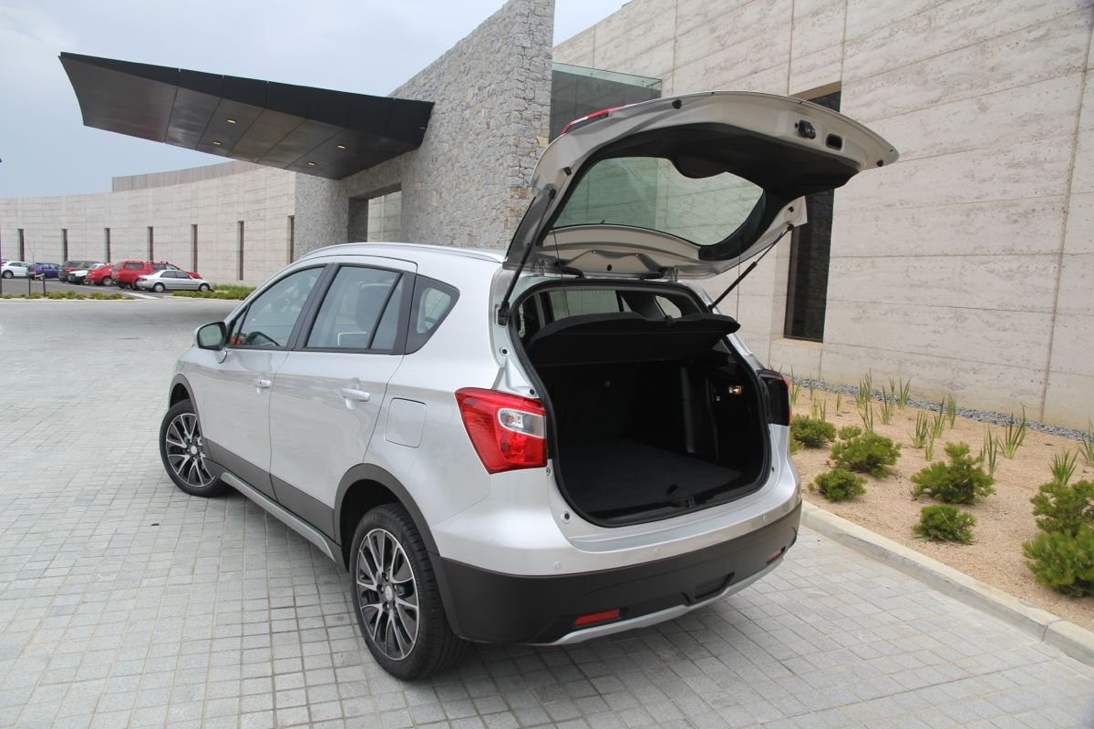 Price Of Mazda 5 >> Suzuki SX4 S-Cross Review - photos | CarAdvice