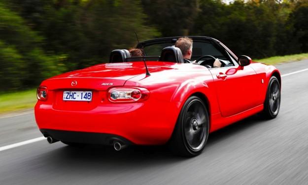 New Mazda Cars