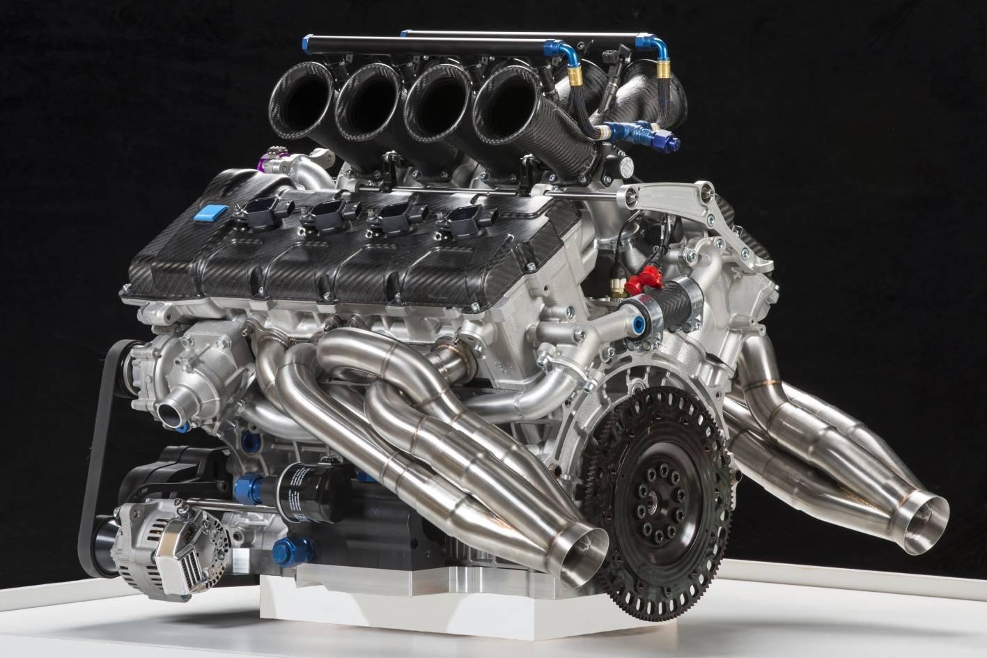 Volvo Reveals V8 Supercar Engine Photos Caradvice