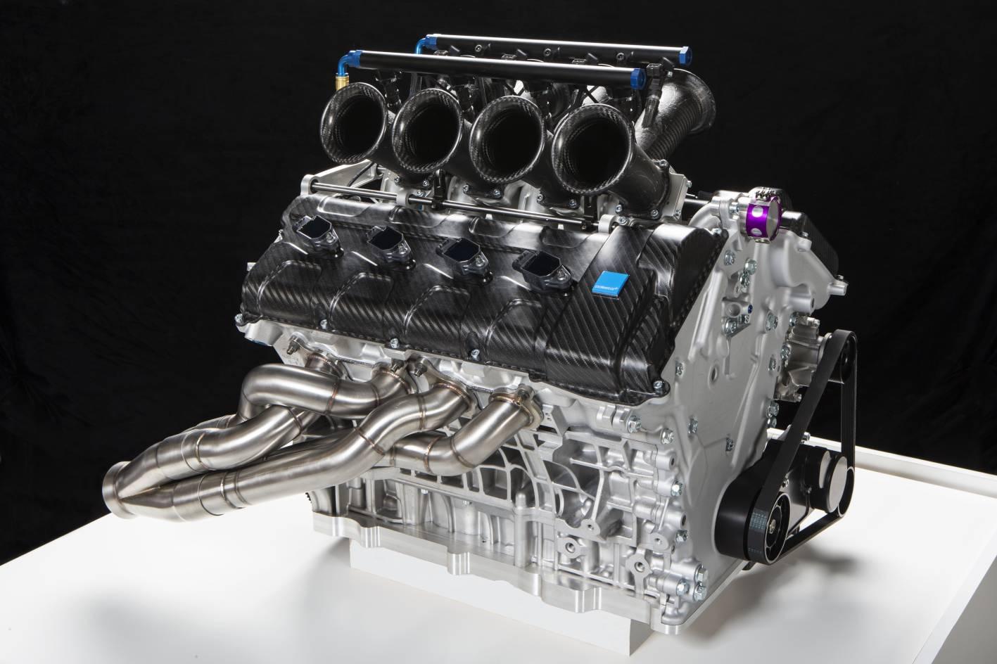 Volvo reveals V8 Supercar engine - photos | CarAdvice