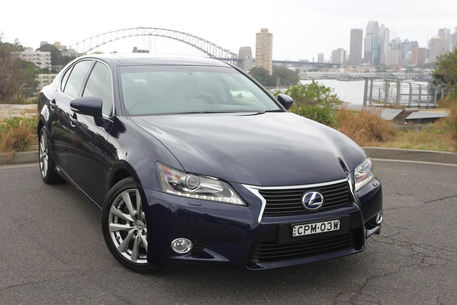 Lexus GS300h Review - photos   CarAdvice
