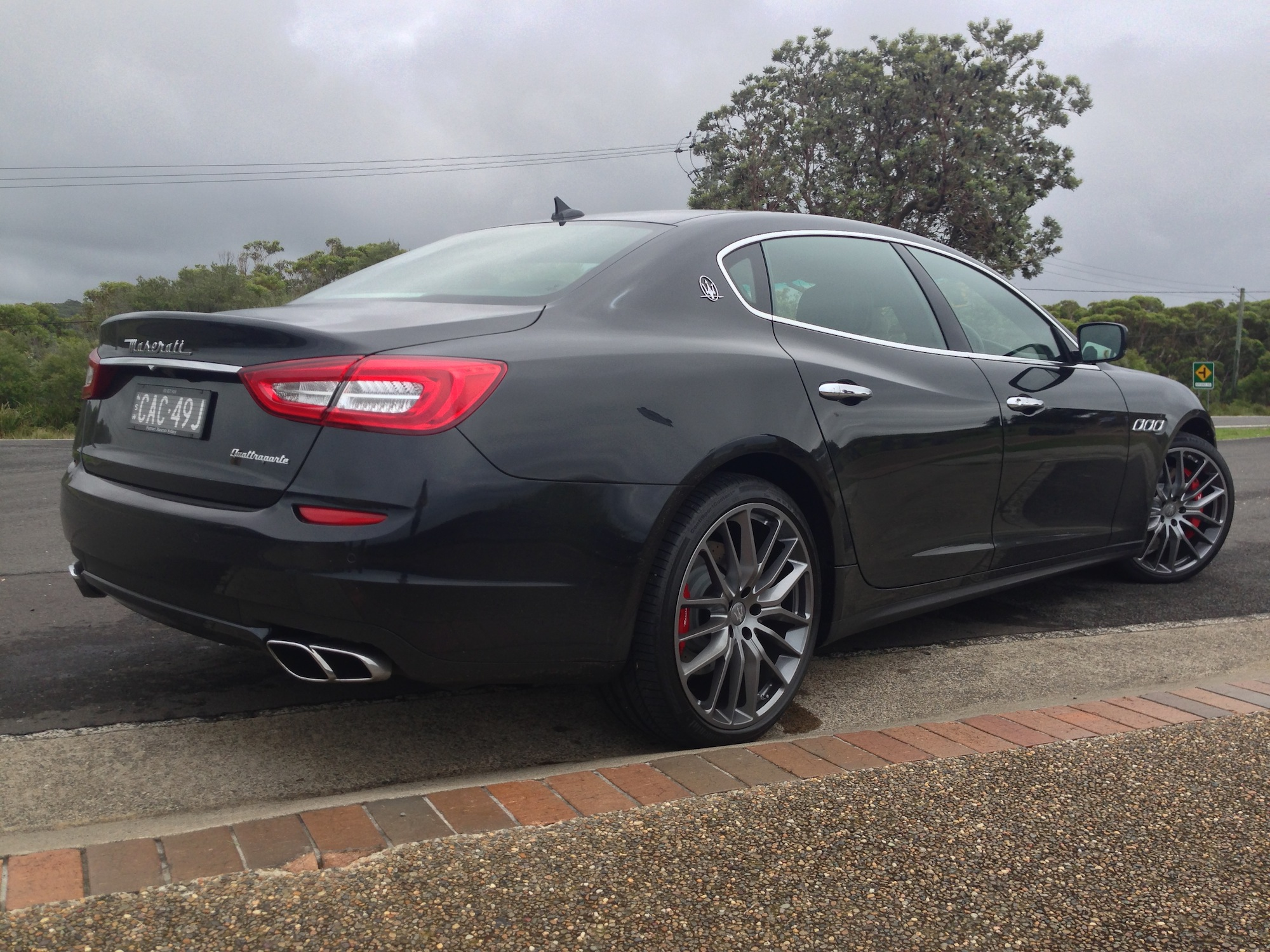 2014 Maserati Quattroporte Review - photos | CarAdvice