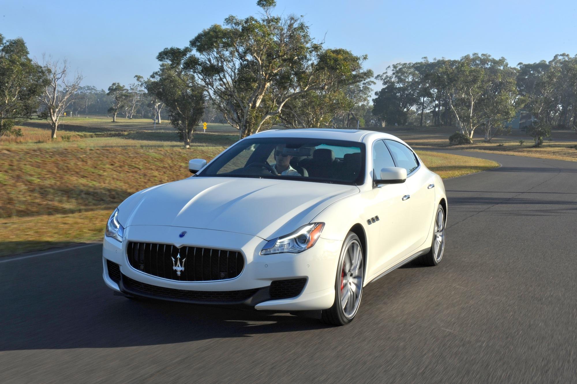 2014 Maserati Quattroporte Review Caradvice