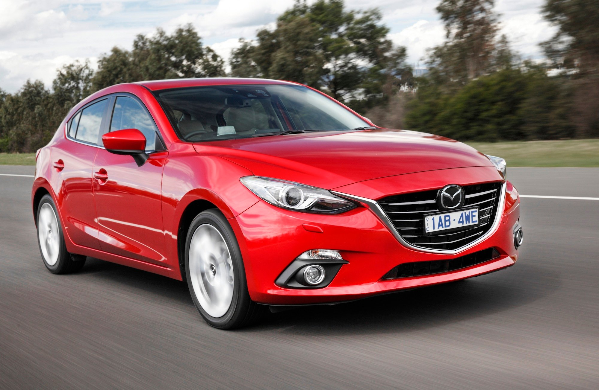 2014 Mazda 3 Pricing And Specifications Photos Caradvice