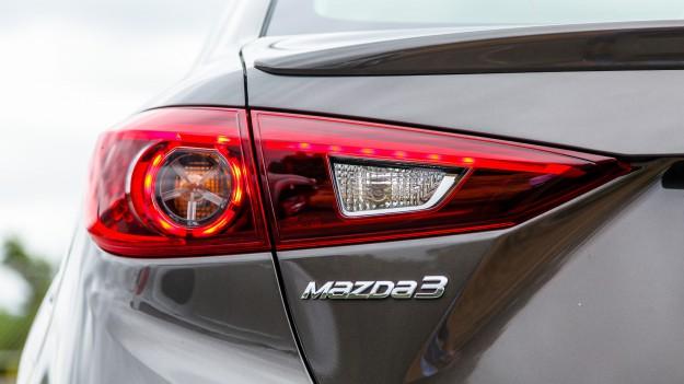 2014 Mazda 3 The Quick Guide Photos Caradvice