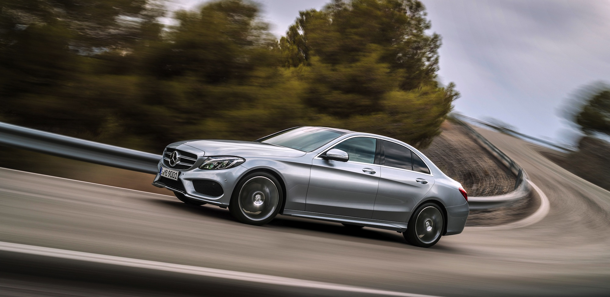 "Mercedes-Benz C-Class to spawn sexy SUV, one of ""more than ..."