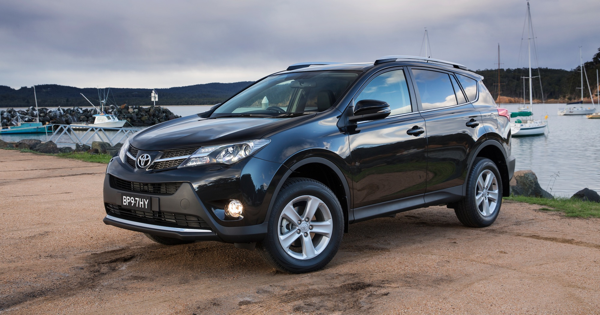 2014 Toyota Rav4 Prices Up Equipment Added Manual