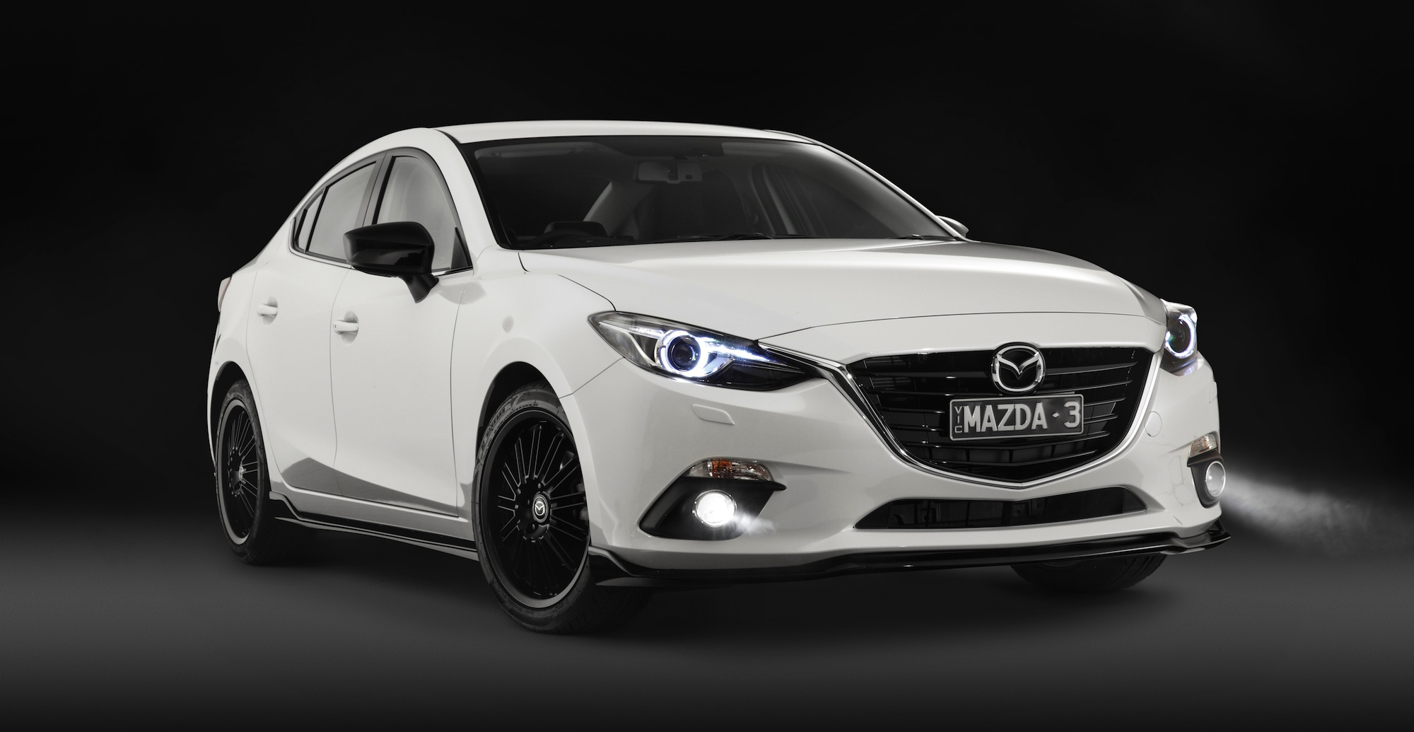 Mazda 3 Kuroi Pack Sports Up Small Car Photos Caradvice