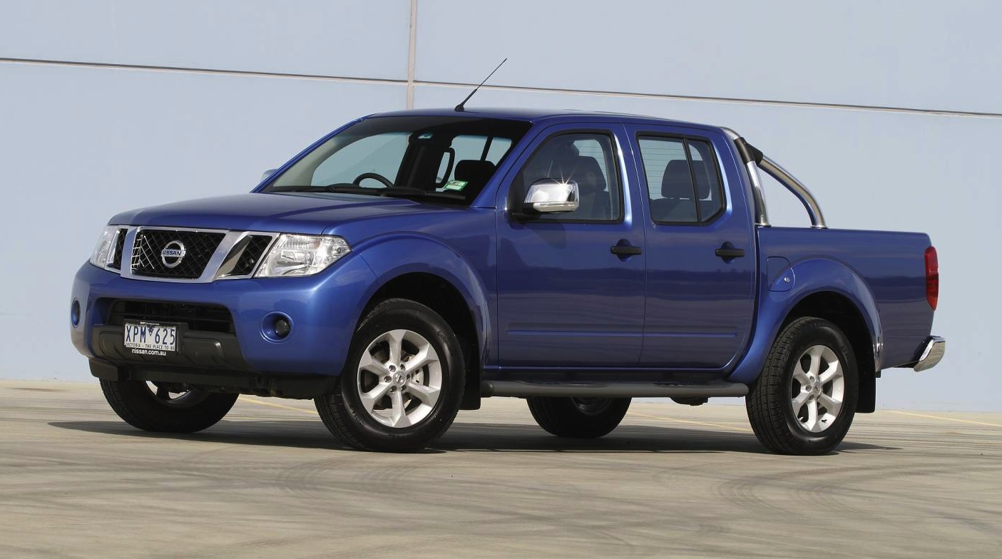 2015 nissan navara two new diesels but v6 dropped photos 1 of 5. Black Bedroom Furniture Sets. Home Design Ideas