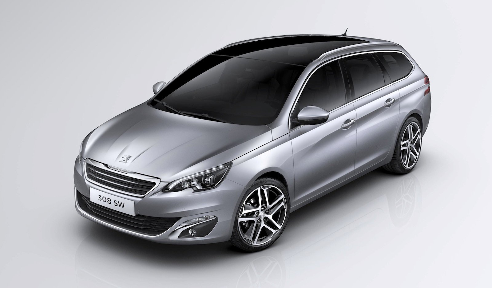 Peugeot 308 Sw Compact Wagon Revealed Photos Caradvice