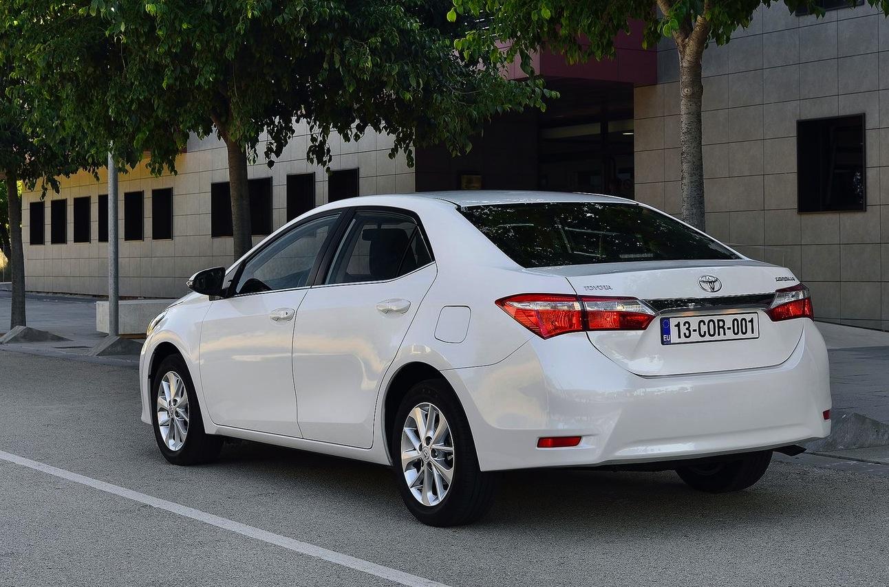 2018 Alfa Romeo Stelvio Price >> 2014 Toyota Corolla sedan to be imported from Thailand in February - photos | CarAdvice
