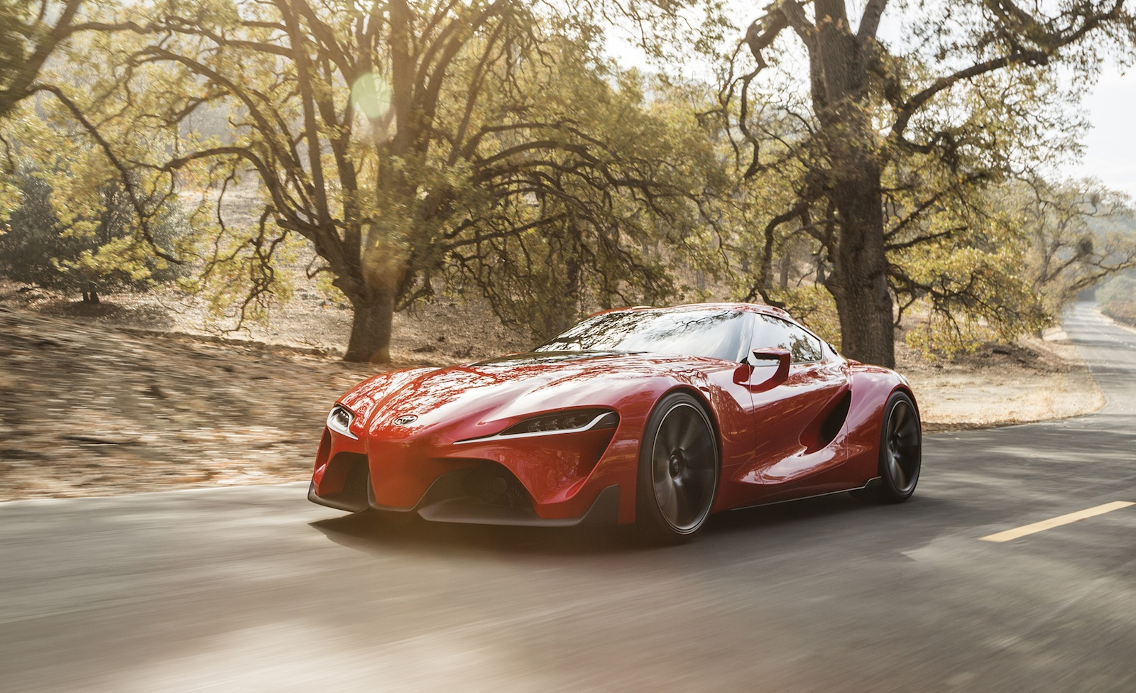 2018 Mustang Gt Review >> Toyota FT-1 concept previews Supra successor - photos | CarAdvice