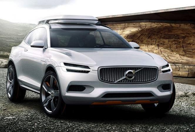 Volvo Concept XC Coupe previews next-gen XC90 - photos | CarAdvice