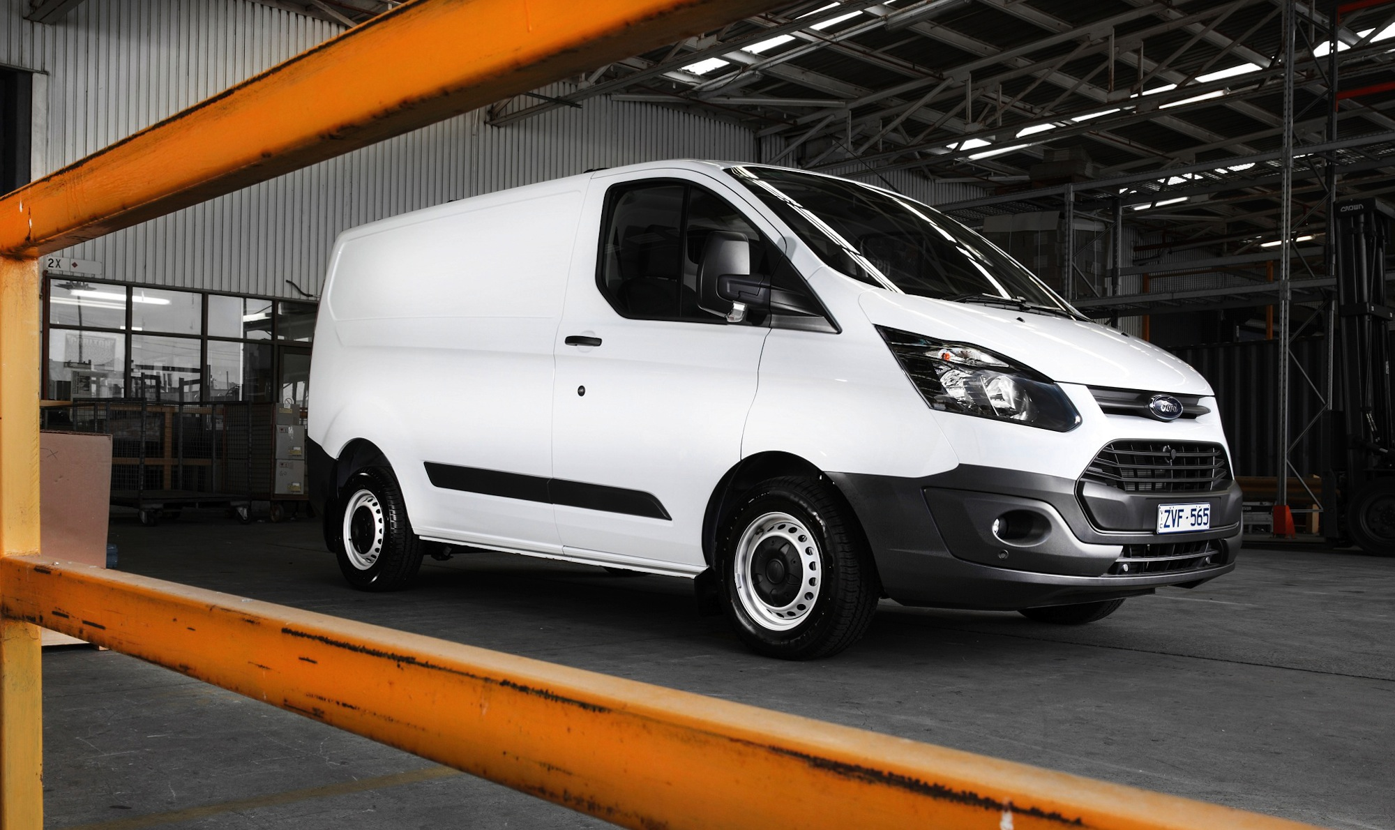 ford transit custom review  caradvice