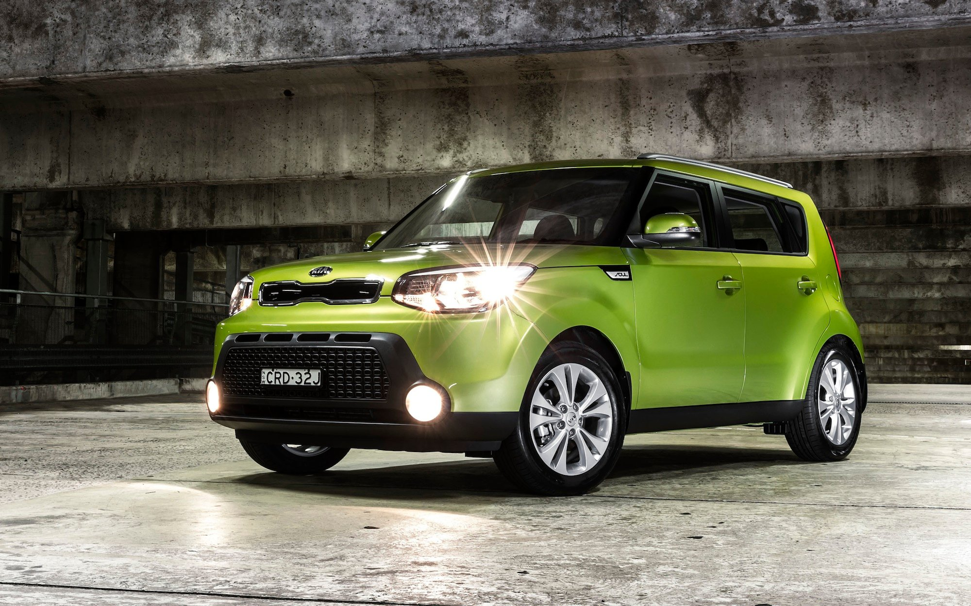 2014 Kia Soul Pricing And Specifications Photos