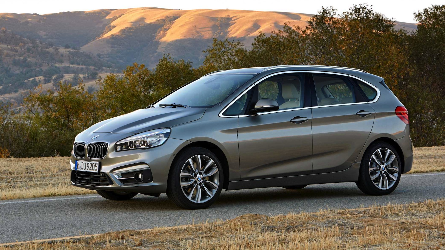Bmw 2 Series Active Tourer Front Wheel Drive Luxury