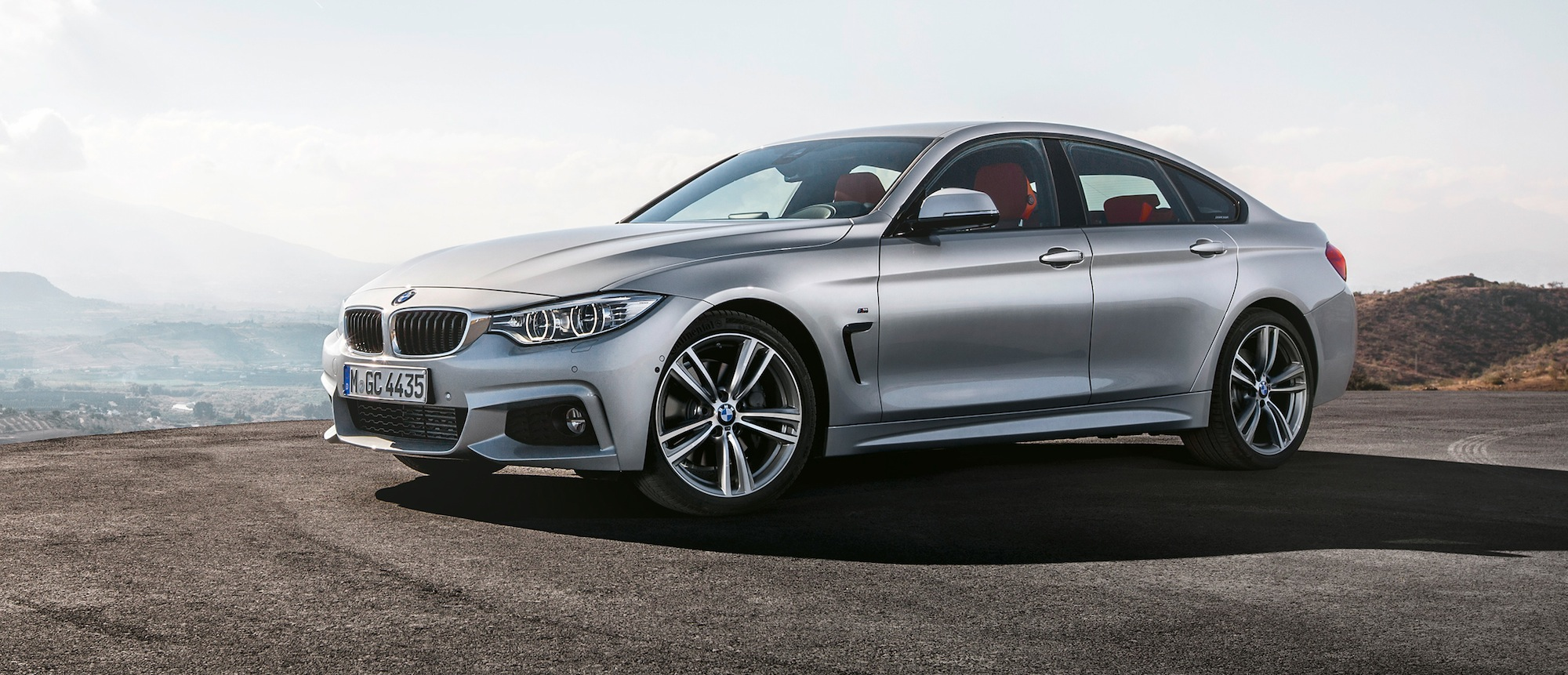 Bmw 4 Series Gran Coupe Four Door Hatchback Revealed