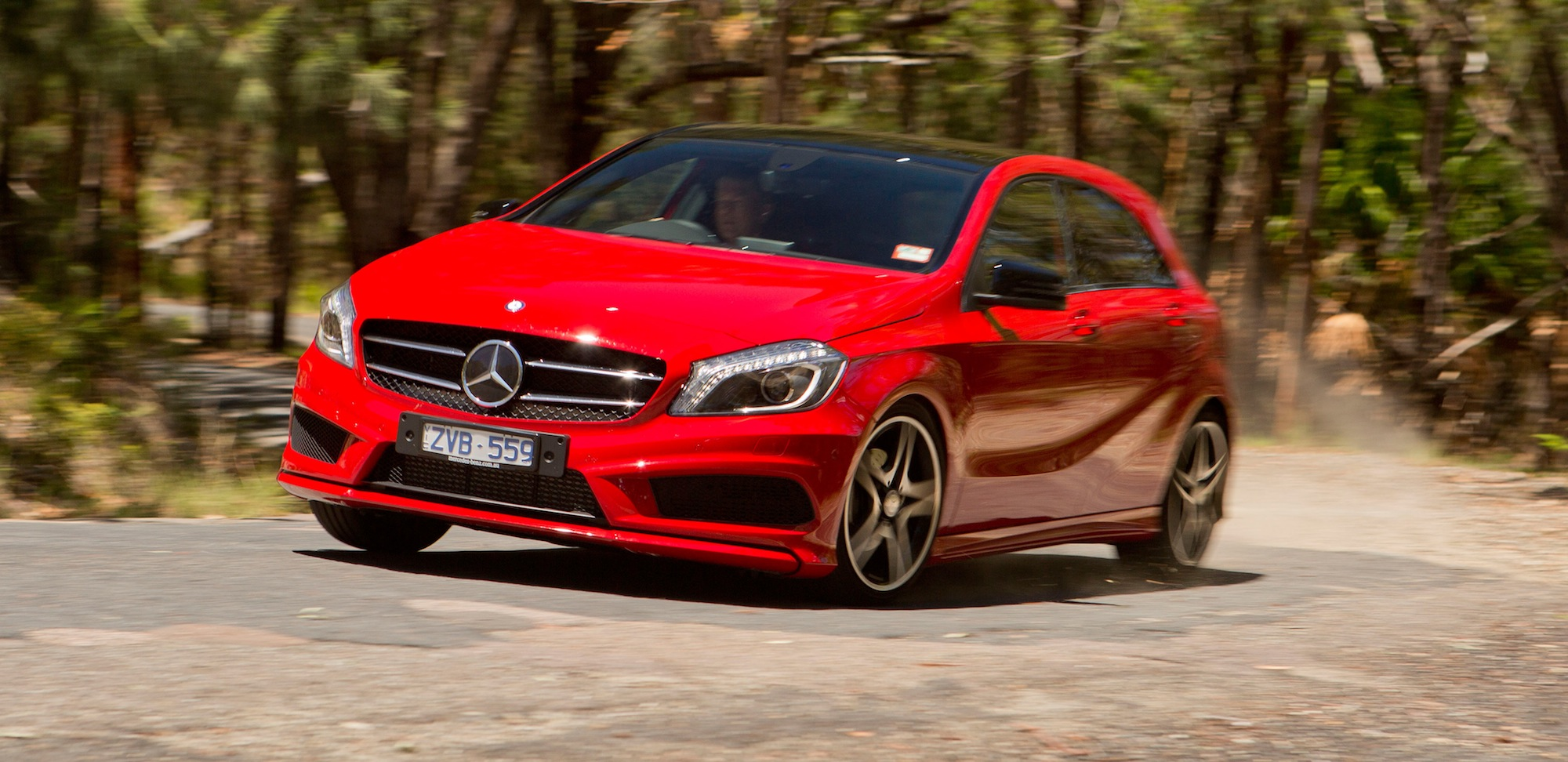 Mercedes Benz A Class Review A180 Photos Caradvice