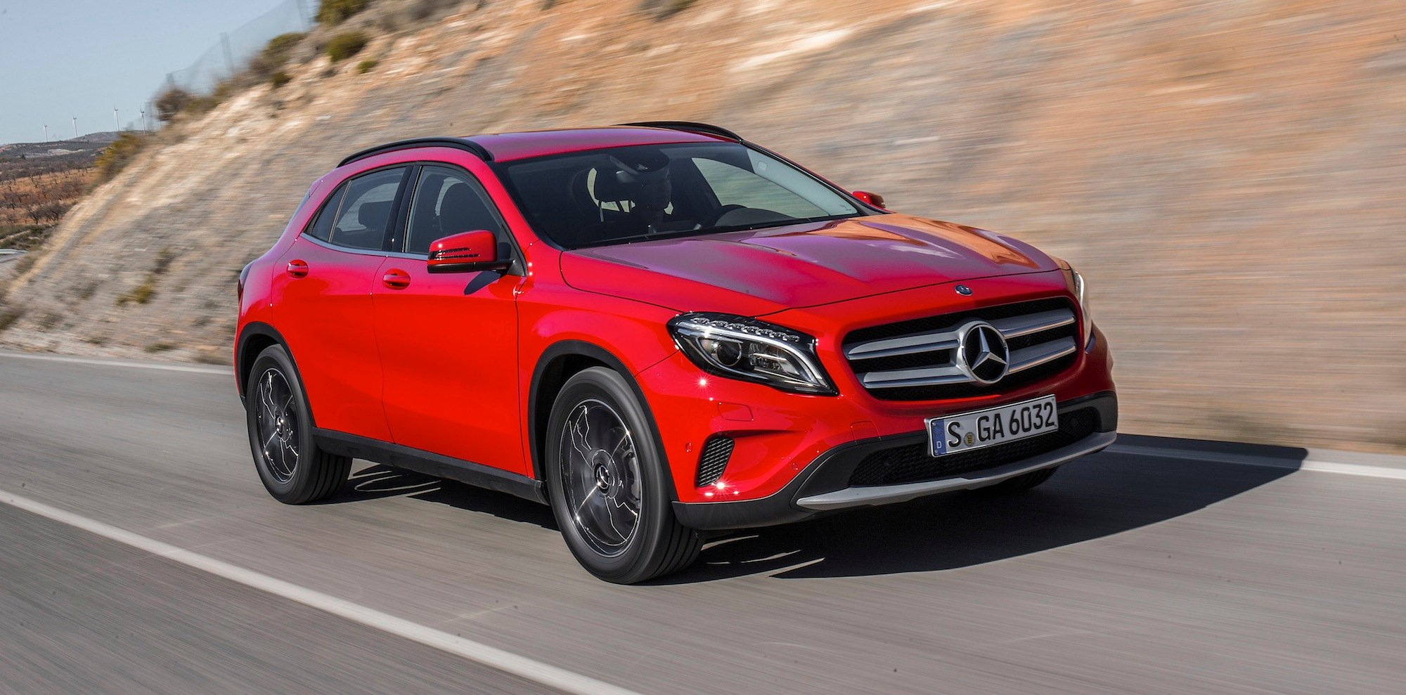 Mercedes Benz Gla Class Review Photos Caradvice