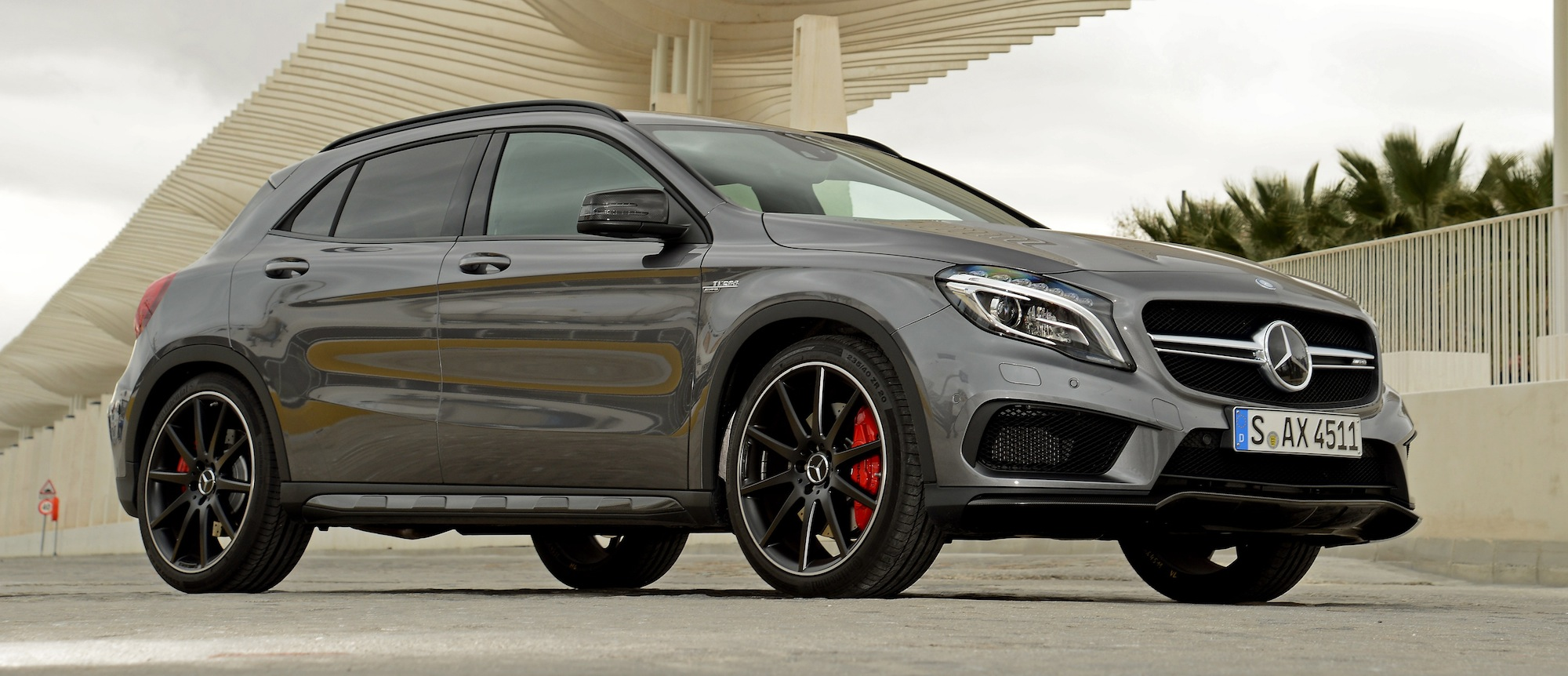 mercedes benz gla class review photos caradvice. Black Bedroom Furniture Sets. Home Design Ideas