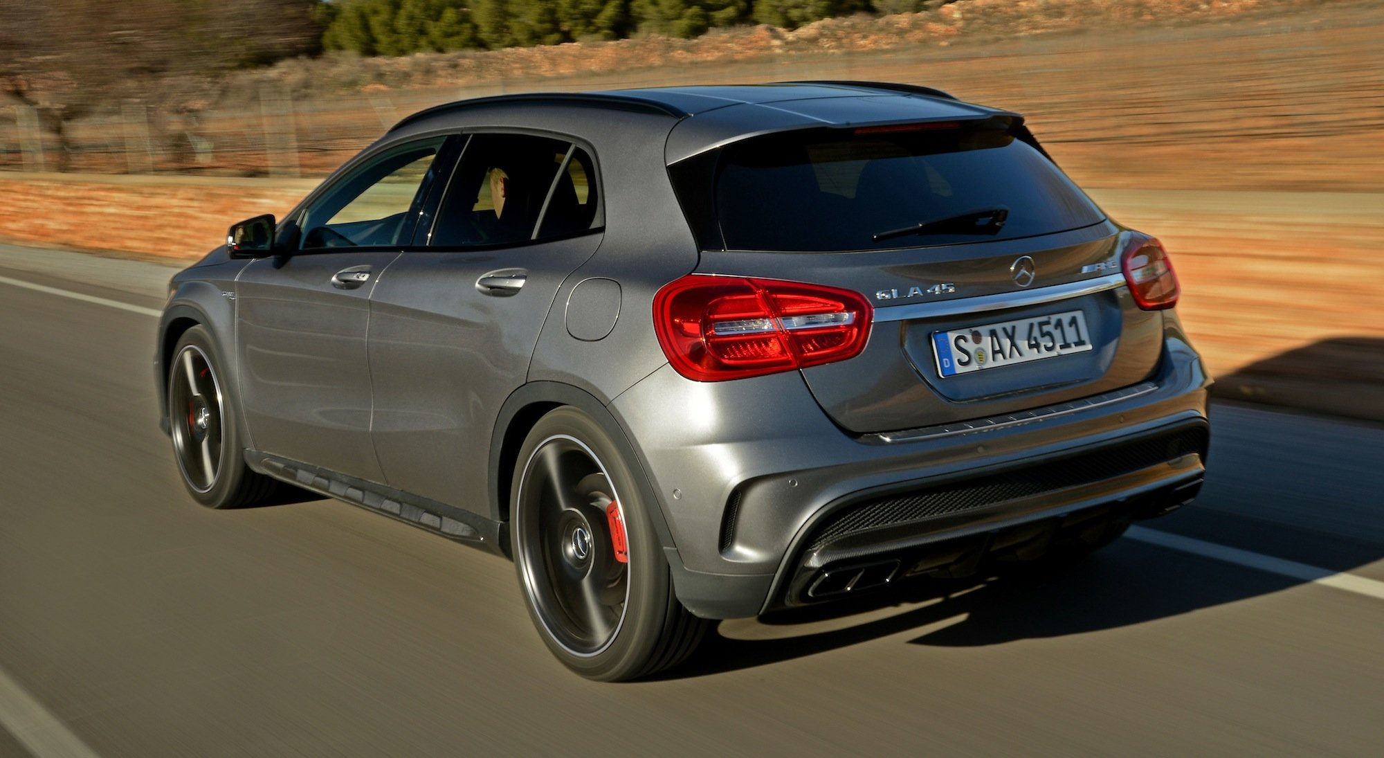 Mercedes-Benz GLA-Class Review - photos | CarAdvice