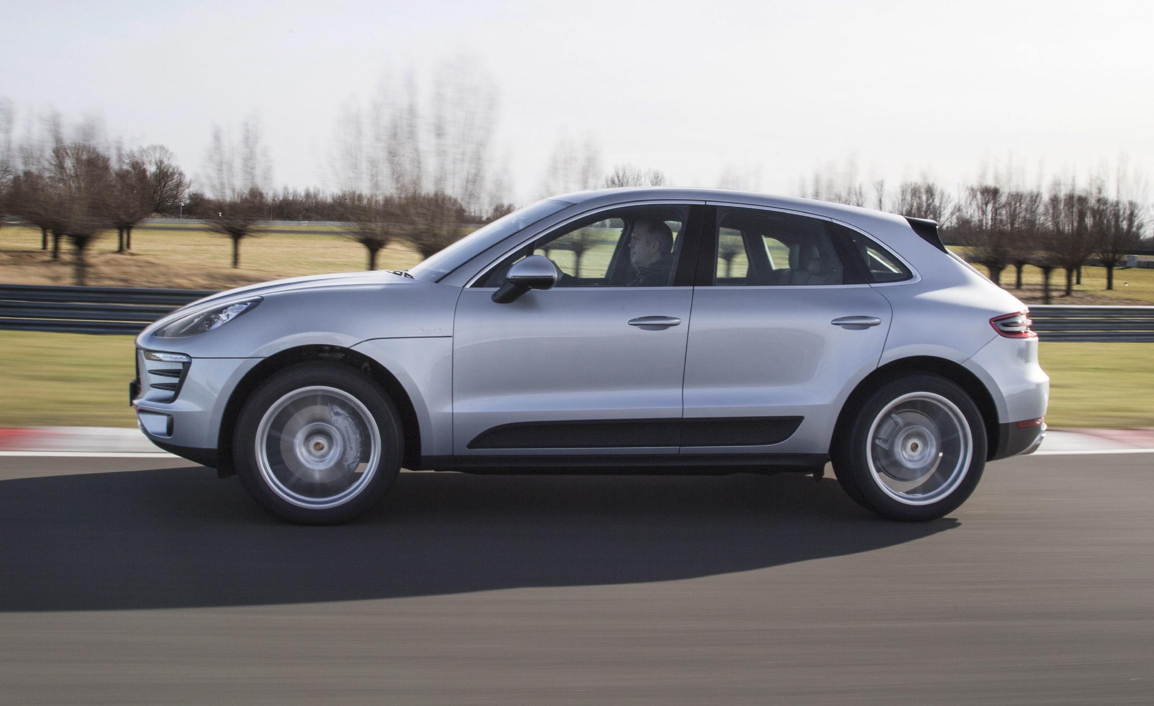 Porsche Macan Review Caradvice