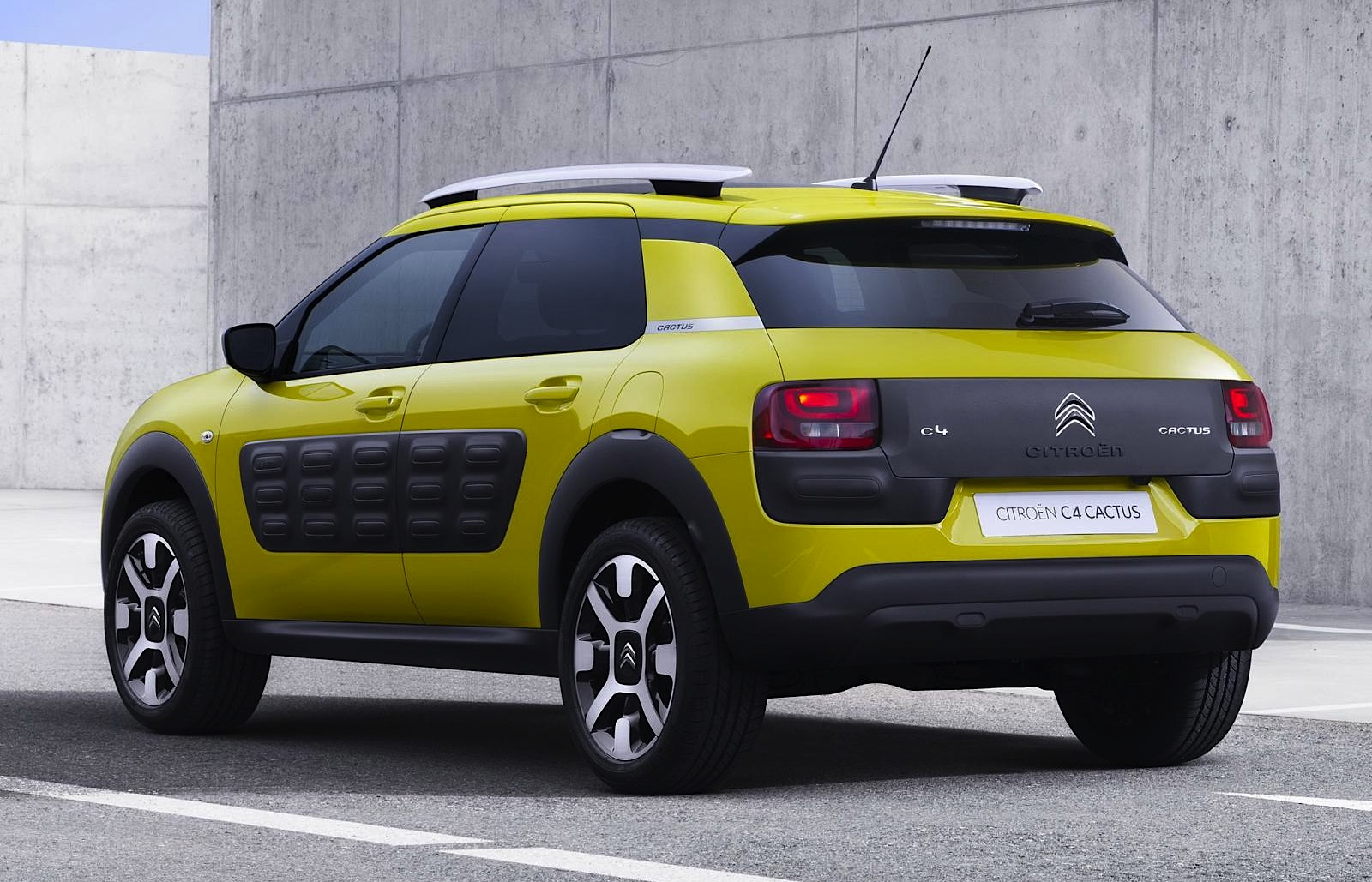citroen c4 cactus quirky french crossover leaked photos caradvice. Black Bedroom Furniture Sets. Home Design Ideas
